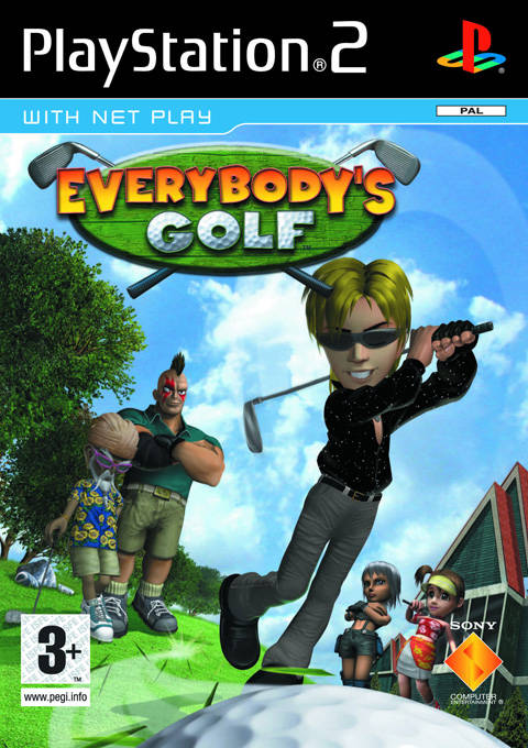 Download Everybody s Golf Torrent PS2
