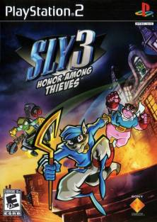 Sly 3 honor