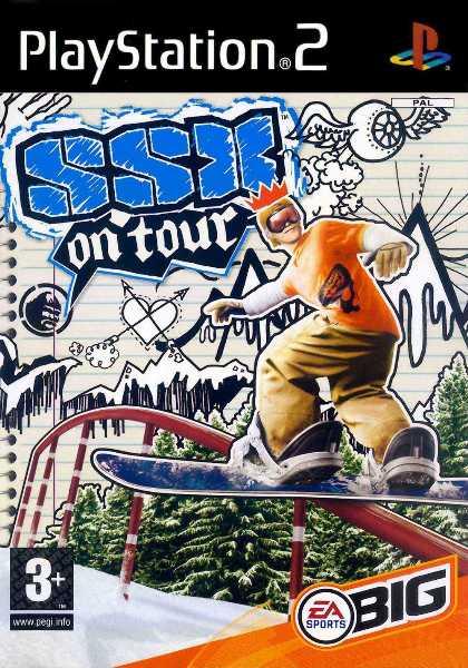 Ssx On Tour Gamecube Soundtrack