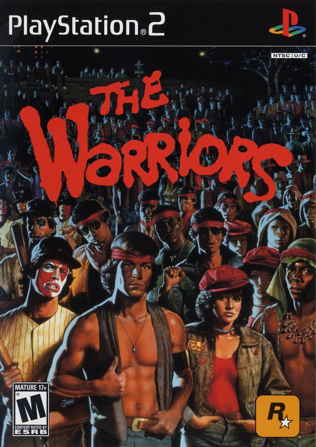 the warriors | THE PS2...