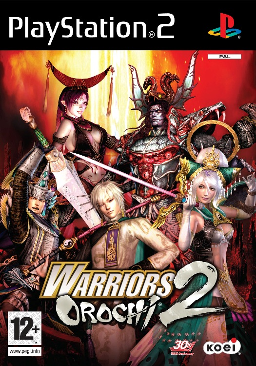 My Collection » warriors orochi 2